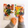 Des albums photos en classe
